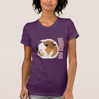 """Camiseta O t-shirt retro das mulheres de """"Elsie"""" da cobaia"""