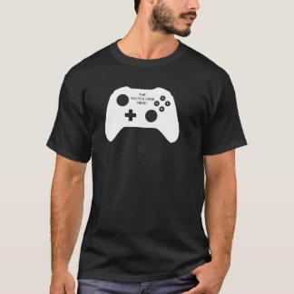 Camiseta O t-shirt sem glúten dos homens do nerd