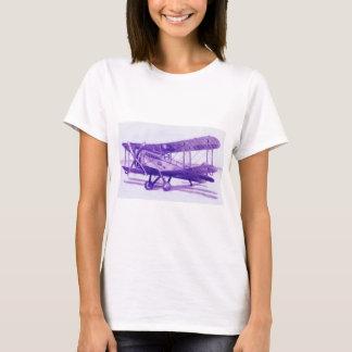 Camiseta O t-shirt simples das mulheres com desenho do