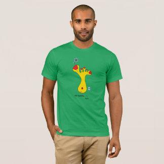 Camiseta O t-shirt-thebuddhafoot/babybuddhafoot-110 dos