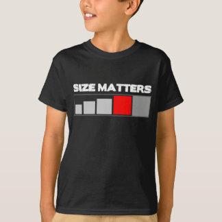 Camiseta O tamanho importa Geocache