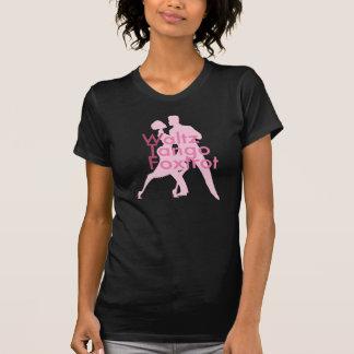 Camiseta O tango da valsa Foxtrot (WTF?) preto