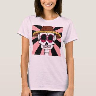 Camiseta O tanque das mulheres de Diâmetro De Los Muertos