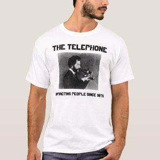 Camiseta O telefone