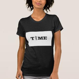 Camiseta o tempo diz