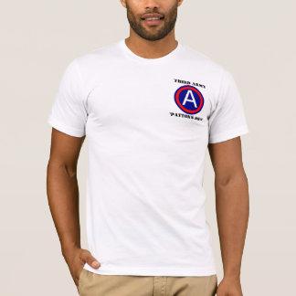 """Camiseta O terceiro exército de """"` s Patton possui"""" o T"""