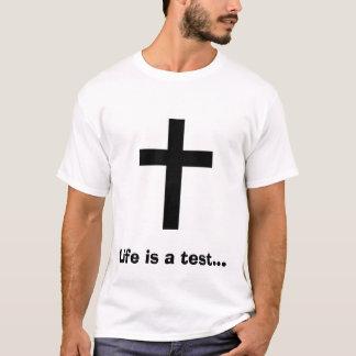 Camiseta O teste