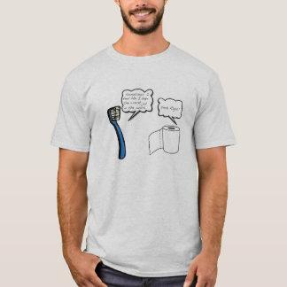 Camiseta O trabalho o mais mau