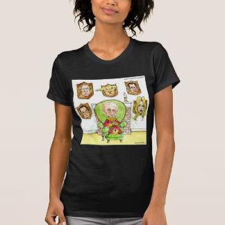 Camiseta O trunfo é Putin nos presentes de Ritz
