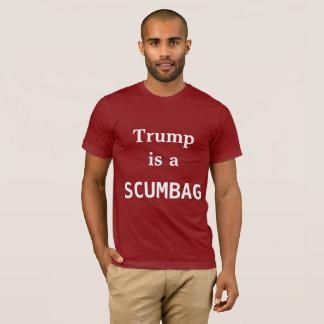 Camiseta O trunfo é um t-shirt de SCUMBAG
