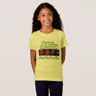 Camiseta O trunfo não é saudável para crianças