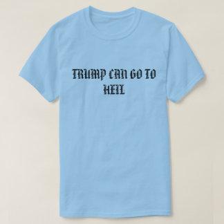 Camiseta O trunfo pode ir a Heil