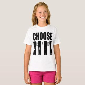Camiseta O Tshirt da alameda do Rad da alameda do Rad