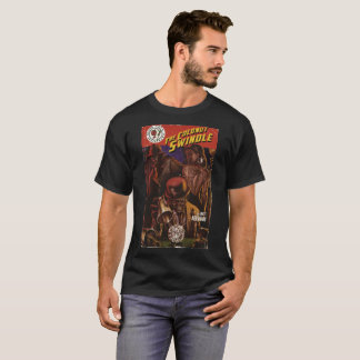 Camiseta O Tshirt da fraude do coco