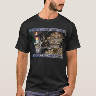 Camiseta o Tshirt da perspectiva de Freeman