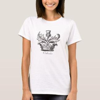 Camiseta O Tshirt das mulheres