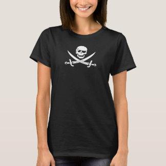 Camiseta O tshirt das mulheres alegres de Roger