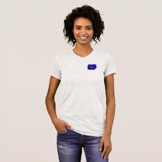 Camiseta O Tshirt das mulheres de Calpeper® (Washington 01)