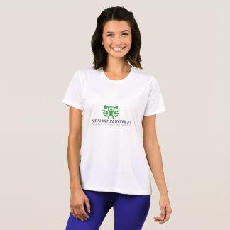 Camiseta O Tshirt das mulheres - transforme seu corpo e o