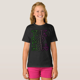 """Camiseta O Tshirt do """"balancim"""" da alameda do Rad (meninas)"""