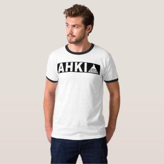 Camiseta O Tshirt dos homens de Ahki