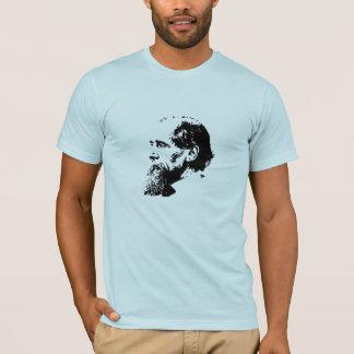 Camiseta O Tshirt dos homens de Dickens