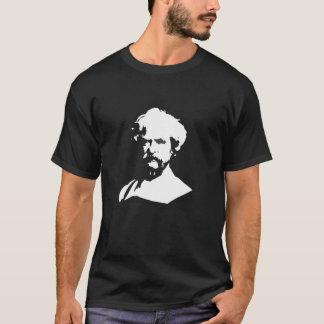 Camiseta O Tshirt dos homens de Mark Twain