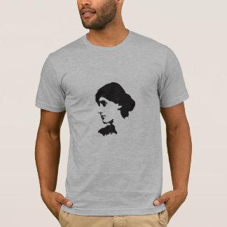 Camiseta O Tshirt dos homens de Virgínia Woolf