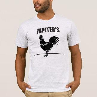Camiseta O Tshirt dos homens do galo de Jupiters…