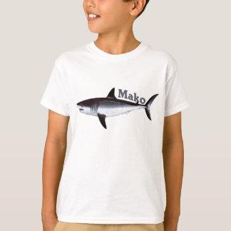 Camiseta O tubarão de Mako caçoa o t-shirt