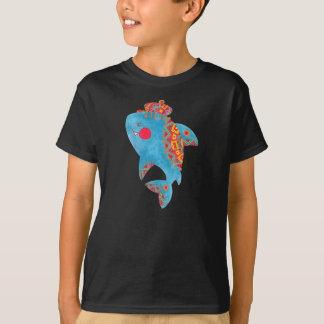 Camiseta O tubarão forte