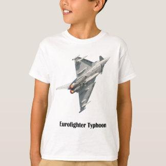 Camiseta O tufão de Eurofighter