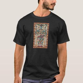 Camiseta O túmulo de Pacal