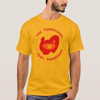 Camiseta O Turducken