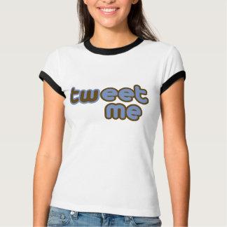 Camiseta O Twitter Tweet mim humor ofensivo
