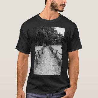 Camiseta O um Tshirt menos viajado