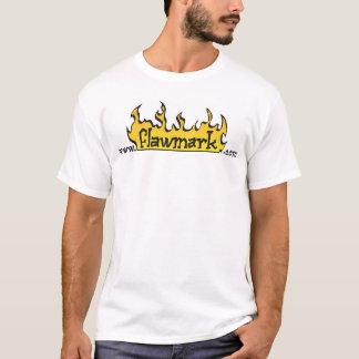 Camiseta O URL do ardor com diabo dirige para trás