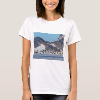 Camiseta O vale de Joux no cantão de Vaud