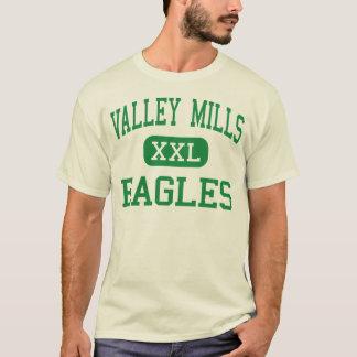Camiseta O vale mmói - Eagles - a elevação - moinhos Texas