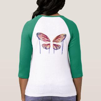 Camiseta o vento da mudança!