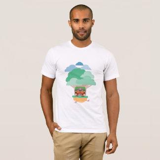 Camiseta O Viking da Árvore