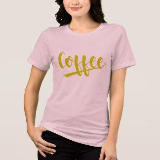 Camiseta o vinho da ioga do café vê o que vem após a