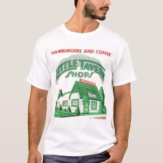 Camiseta O vintage do kitsch pouca taberna compra Hamburger