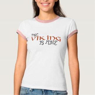 Camiseta o viquingue é meu - luz