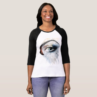 Camiseta ó Visões do olho