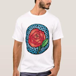 Camiseta O vitral celta aumentou