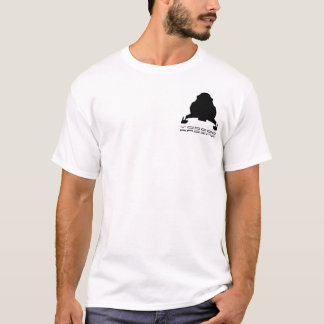 Camiseta O Voodoo Im de Competência escolheu Im conduziu Im