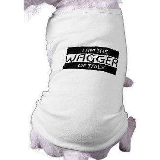Camiseta O Wagger das caudas