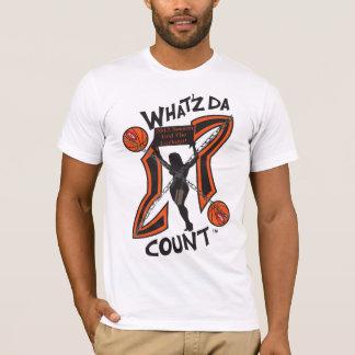 Camiseta O ¿ WHAT'Z A DINAMARCA CONTA? Termine o fechamento