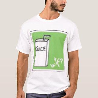 Camiseta o wtf é suco?!